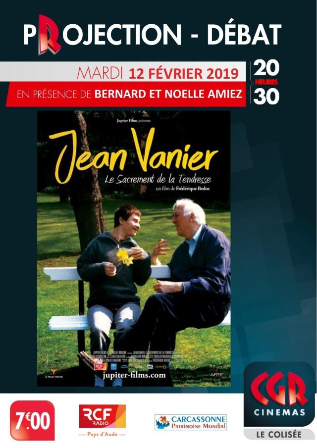 2019 02 12 Jean VANIER - Le sacrement de la tendresse
