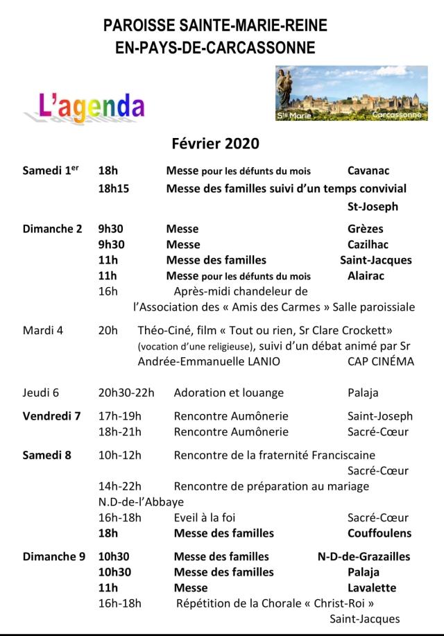Agenda paroissial février 2020-1