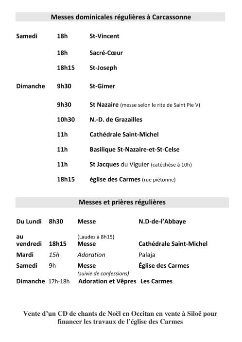 Agenda paroissial Janvier 2020-1