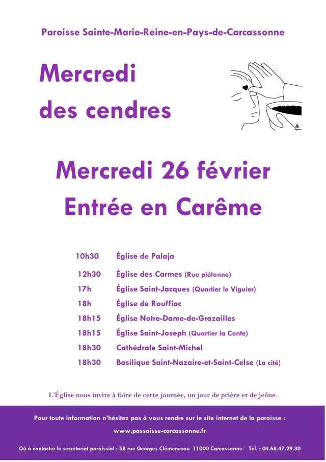 Affiche Mercredi des Cendres PDF-1
