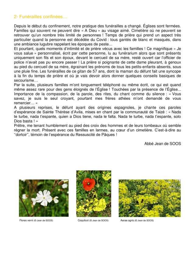 Lettre aux paroissiens - 4-2