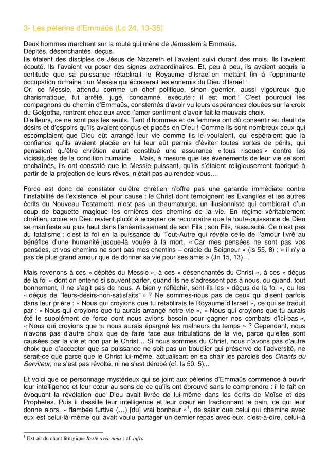 Lettre aux paroissiens - 4-3