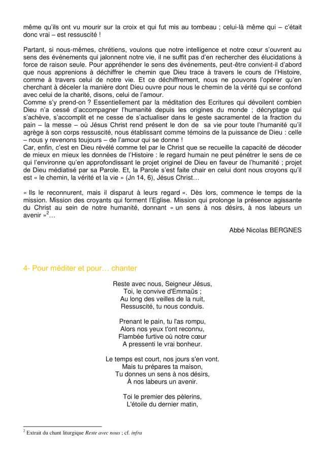 Lettre aux paroissiens - 4-4