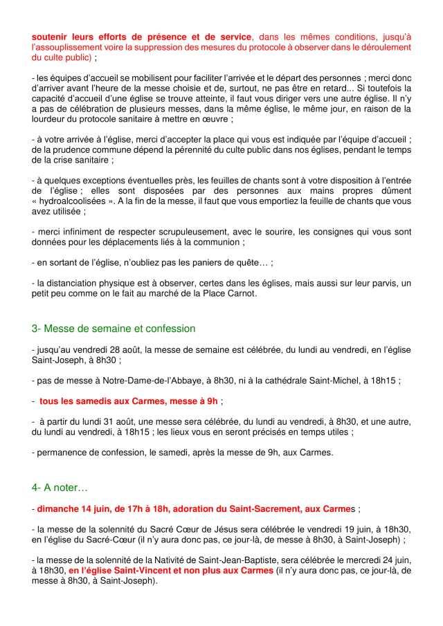 Lettre aux paroissiens - 11-2